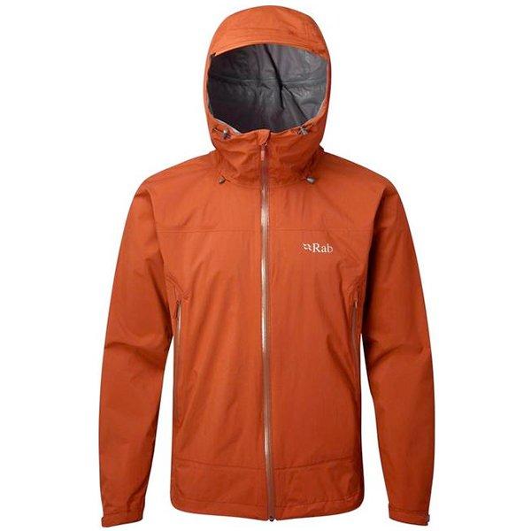 Rab Men's Downpour Plus Waterproof Jacket