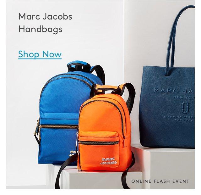 Marc Jacobs | Handbags | Shop Now | Online Flash Event