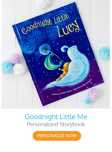 Goodnight Little Me Personalized Storybook