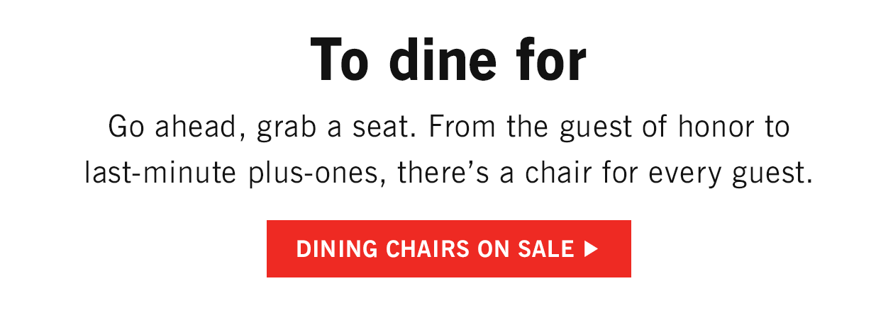 Dining Chairs on Sale