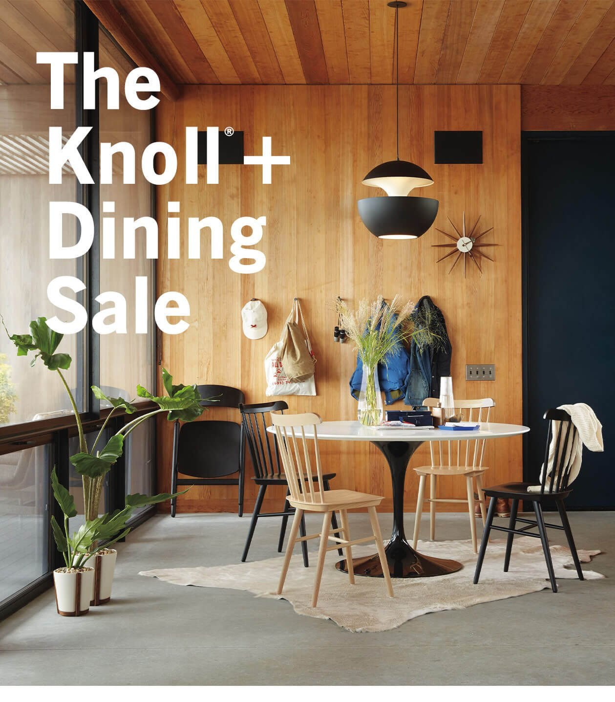 The Knoll® + Dining Sale