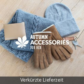 Autumn Accessories for Her