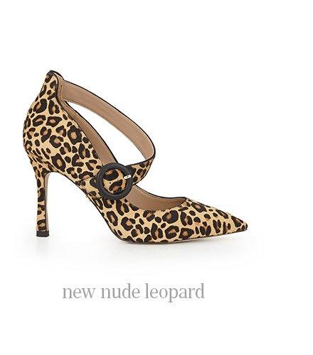 new nude leopard
