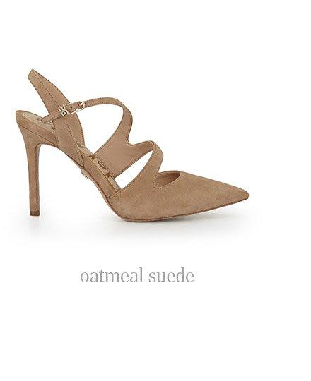 oatmeal suede