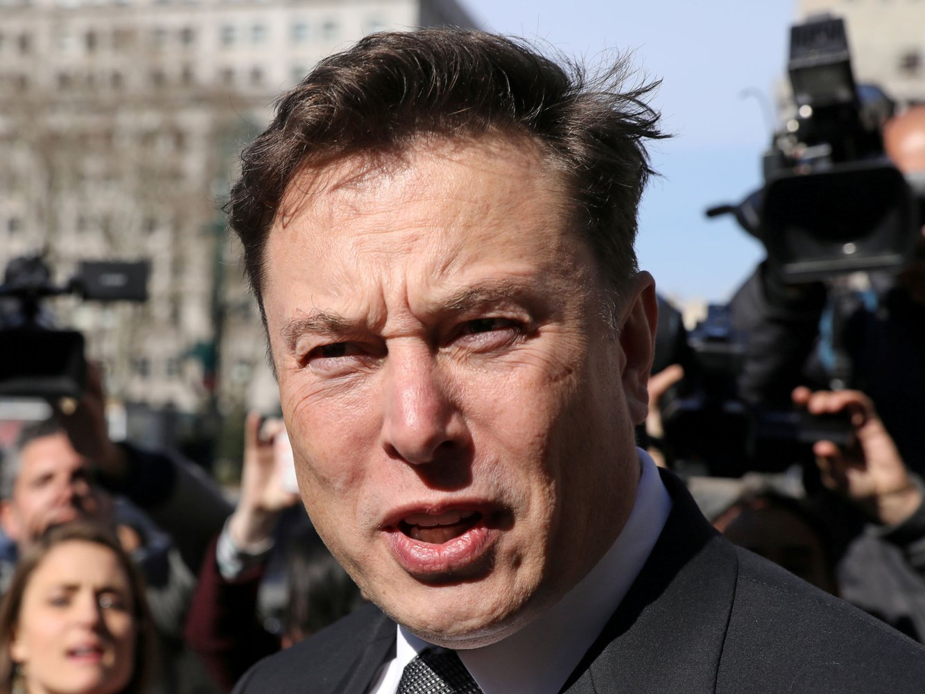 Elon Musk says he didn't intend to call Vernon Unsworth a pedophile but also worried he might be 'another Jeffrey Epstein'