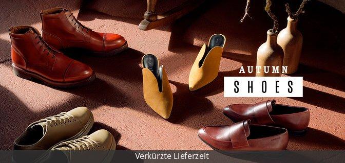 Autumn Shoes