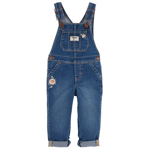 OshKosh  Blue Denim Dungarees