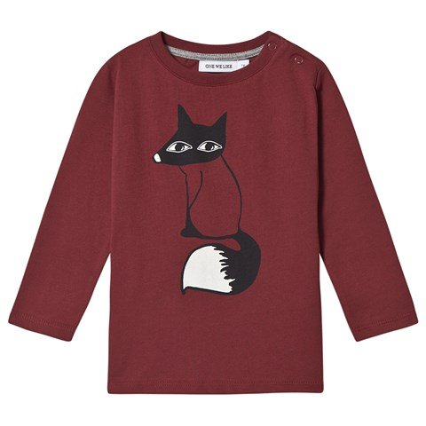 One We Like Red Fox T-Shirt