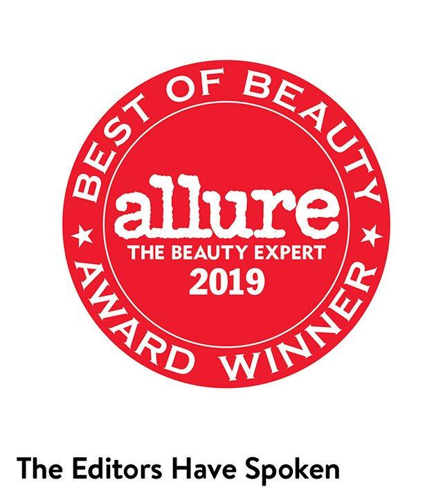 The Allure editors have spoken.