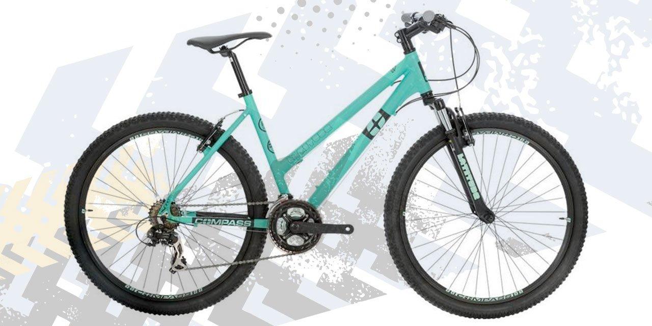 Compass Latitude v2 Hardtail Mountain Bike