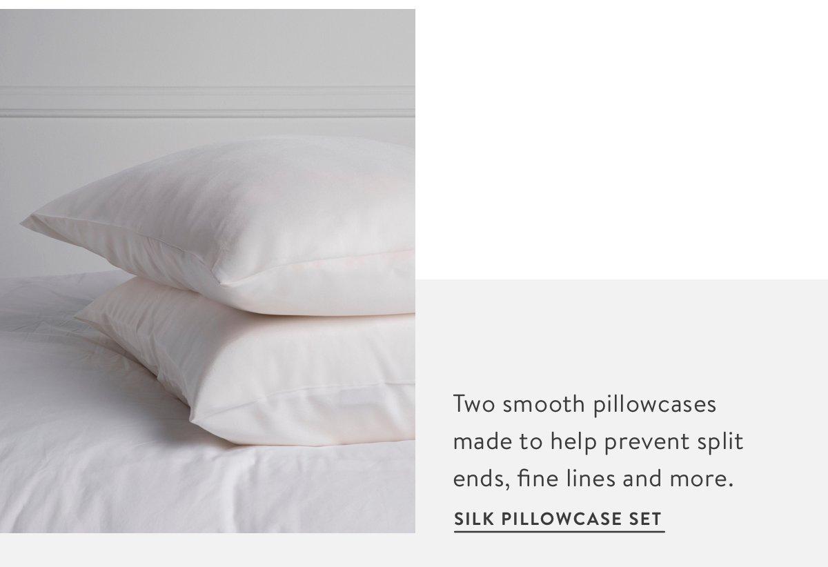Silk Pillowcase Set