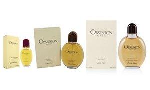 Calvin Klein Obsession Eau de Toilette Spray Fragrance for Men