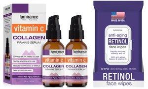 Vitamin C Package or Firming Anti-Aging Serum Package