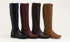 Sociology Women's Tippie Button Boots | Groupon Exclusive