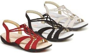 JSport by Jambu April Encore Women's Comfort Sandals (Up to Size 11)