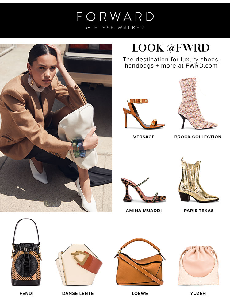 Look @FWRD. The destination for luxury shoes, handbags + more at FWRD.com. Shop FWRD.