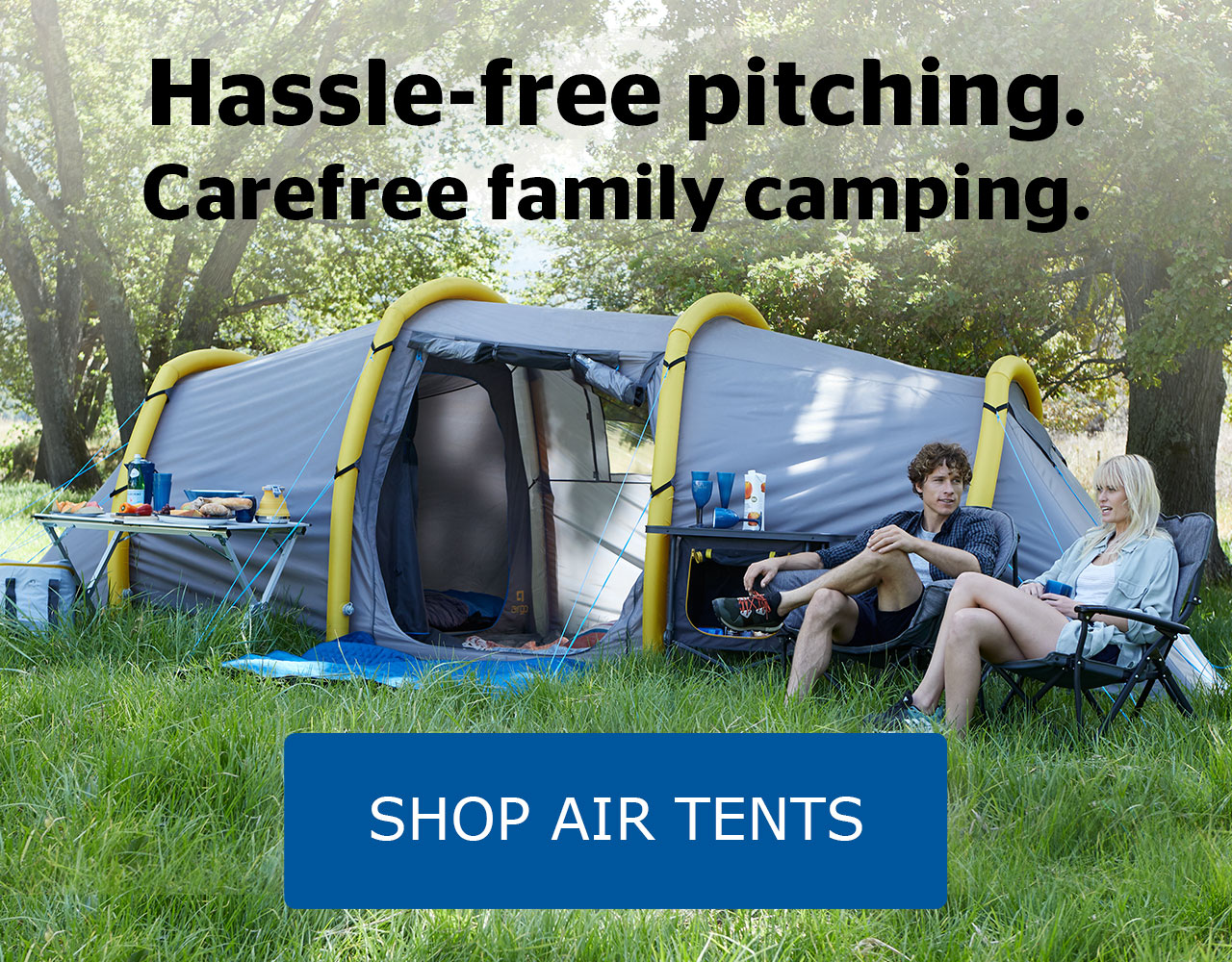 Shop Air Tents