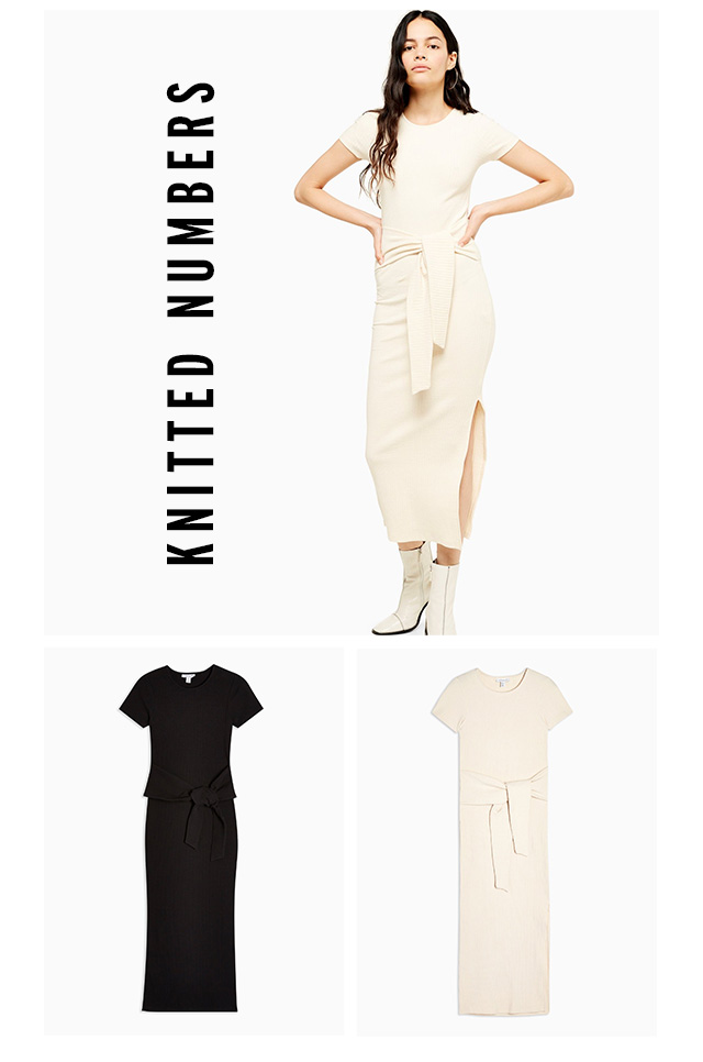 Transitional dresses to wear all season…starting now!