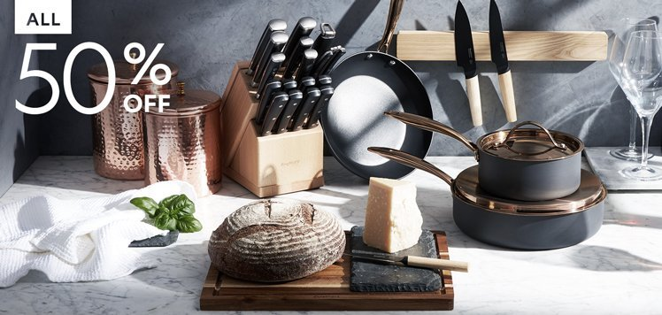 The Half-Off Kitchen Event: Cuisinart & More