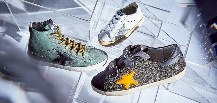 Golden Goose & More Kids' Shoes