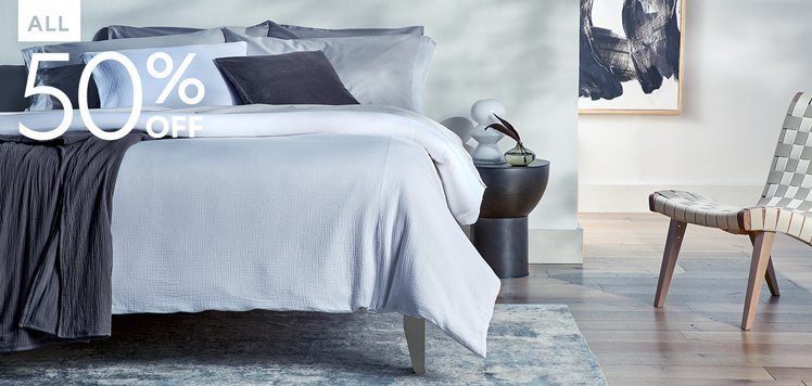 The Half-Off Bedding Event