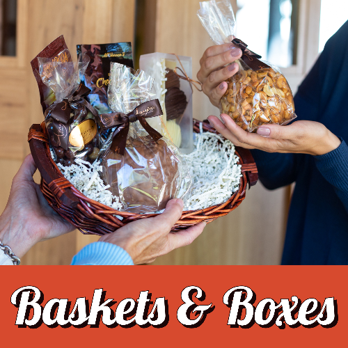 Gift Baskets and Gift Boxes on WisconsinMade Artisan Collective