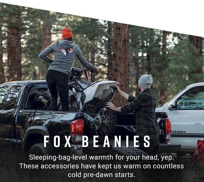 FOX BEANIES