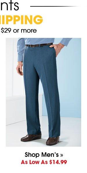 Shop Men's Jeans As Low As $14.99