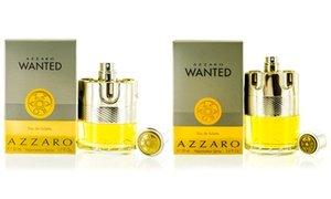 Azzaro Wanted by Azzaro Eau de Toilette for Men (1.7 or 3.4 Fl. Oz.)