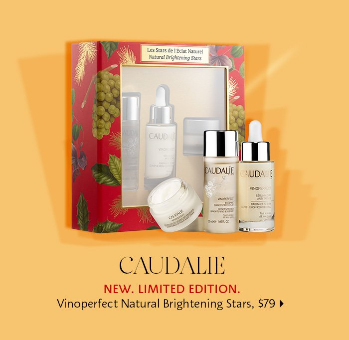 Caudalie Natural Brightening Stars
