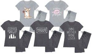 Women's Dog Mom Pajama Set