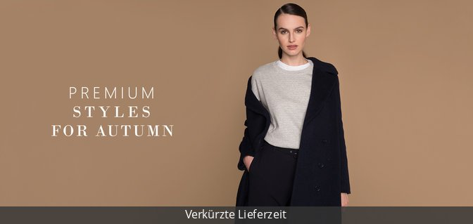 Premium Styles for Autumn