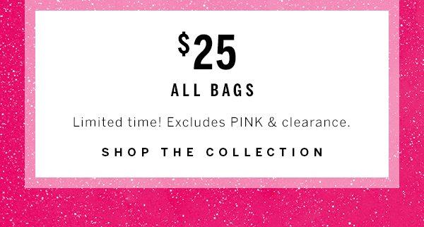 $25 bags