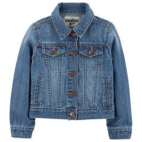 OshKosh  Blue Wash Classic Denim Jacket