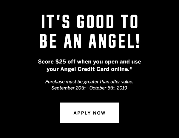 It's good to be an angel + apply now