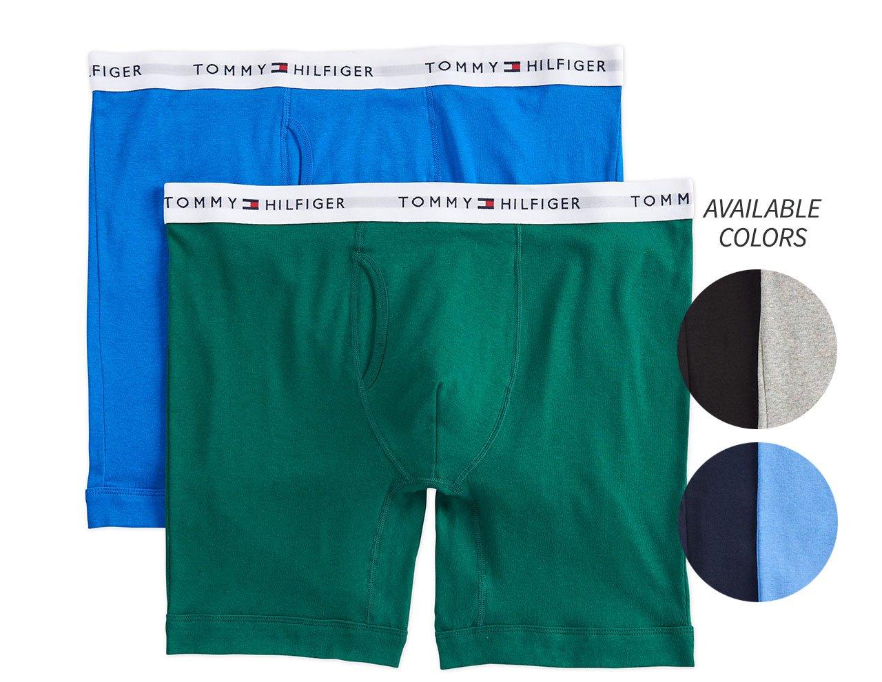 big and tall tommy hilfiger underwear