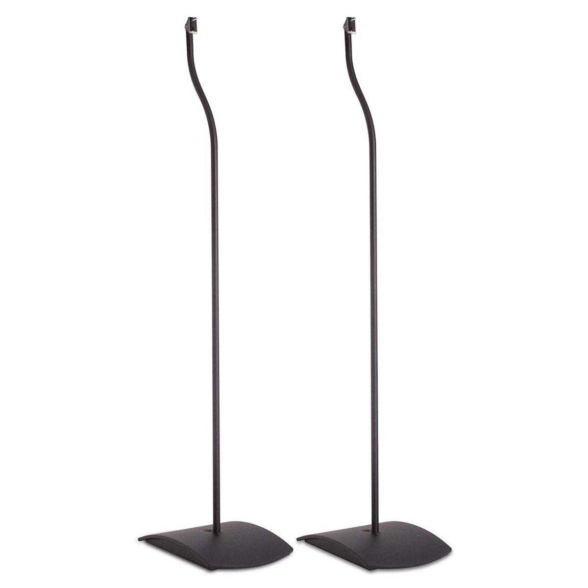 Bose UFS-20 Series II Floor Stands - Pair (Black)