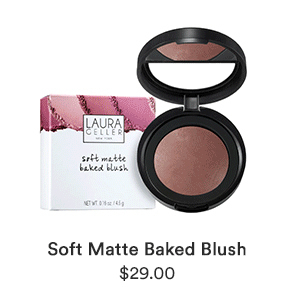 Soft Matte Baked Blush