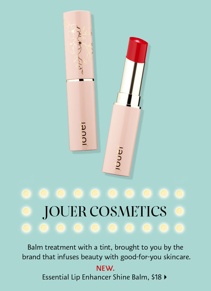 Jouer Cosmetics Essential Lip Enhancer Shine Balm