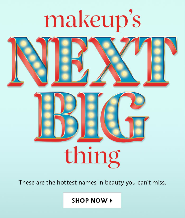 Makeup's Next Big Thing