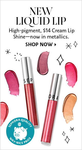 Sephora Collection New Liquid Lip