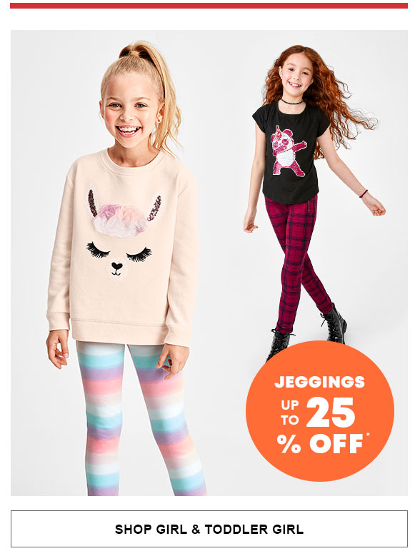 Jeggings Up to 25% Off