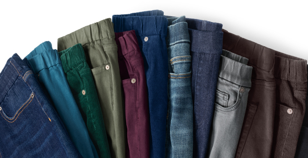 40% OFF Trousers & Jeans