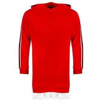 Monnalisa Dress Red