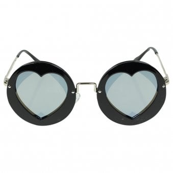 Monnalisa Sunglasses Black