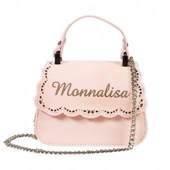 Monnalisa Bag Pale Pink