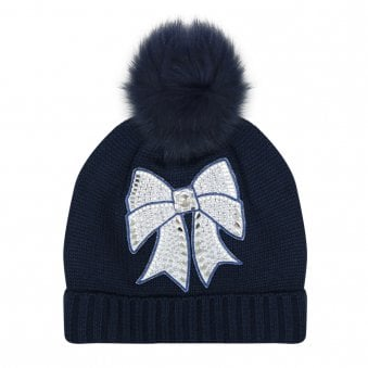 Monnalisa Hat Navy