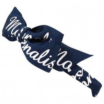Monnalisa Hairband Navy