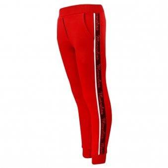 Monnalisa Jogging Bottoms Red
