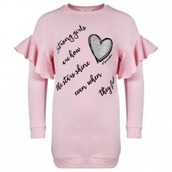 Monnalisa Dress Pink